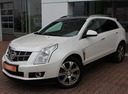Подержанный Cadillac SRX, белый, 2012 года выпуска, цена 1 175 000 руб. в Екатеринбурге, автосалон
