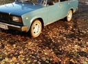 Подержанный ВАЗ (Lada) 2107, синий , цена 65 000 руб. в республике Татарстане, хорошее состояние