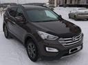 Авто Hyundai Santa Fe, , 2013 года выпуска, цена 1 360 000 руб., Челябинск