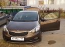 Подержанный Kia Cerato, коричневый , цена 780 000 руб. в ао. Ханты-Мансийском Автономном округе - Югре, хорошее состояние