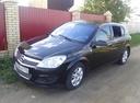 Подержанный Opel Astra, черный , цена 275 000 руб. в Челябинской области, хорошее состояние