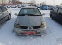 Подержанный Renault Symbol, серебряный, 2002 года выпуска, цена 89 000 руб. в Тюмени, автосалон Автомобильная Ярмарка