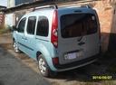 Подержанный Renault Kangoo, голубой , цена 525 000 руб. в Челябинской области, хорошее состояние