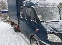 Подержанный ГАЗ Газель, зеленый , цена 350 000 руб. в Челябинской области, отличное состояние