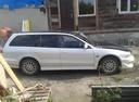 Подержанный Mitsubishi Legnum, белый , цена 110 000 руб. в Челябинской области, среднее состояние