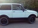 Подержанный ВАЗ (Lada) 4x4, белый , цена 81 000 руб. в Смоленской области, хорошее состояние