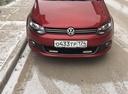Подержанный Volkswagen Polo, бордовый металлик, цена 440 000 руб. в ао. Ханты-Мансийском Автономном округе - Югре, отличное состояние