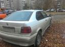 Подержанный BMW 3 серия, белый , цена 70 000 руб. в Челябинской области, битый состояние