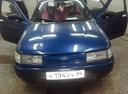 Подержанный ВАЗ (Lada) 2112, синий , цена 100 000 руб. в ао. Ханты-Мансийском Автономном округе - Югре, отличное состояние