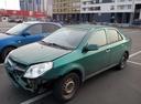 Подержанный Geely MK, зеленый , цена 180 000 руб. в ао. Ханты-Мансийском Автономном округе - Югре, битый состояние