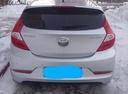 Подержанный Hyundai Solaris, серебряный , цена 670 000 руб. в Челябинской области, отличное состояние