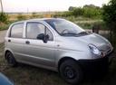 Подержанный Daewoo Matiz, серебряный , цена 150 000 руб. в Челябинской области, хорошее состояние