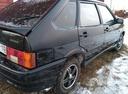 Подержанный ВАЗ (Lada) 2114, черный , цена 155 000 руб. в Челябинской области, хорошее состояние