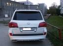 Подержанный Lexus LX, белый перламутр, цена 2 400 000 руб. в ао. Ханты-Мансийском Автономном округе - Югре, отличное состояние