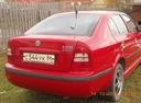 Подержанный Skoda Octavia, красный , цена 350 000 руб. в ао. Ханты-Мансийском Автономном округе - Югре, среднее состояние