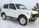 Подержанный ВАЗ (Lada) 4x4, белый , цена 290 000 руб. в ао. Ханты-Мансийском Автономном округе - Югре, отличное состояние