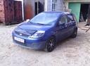Подержанный Ford Fiesta, синий металлик, цена 290 000 руб. в ао. Ханты-Мансийском Автономном округе - Югре, отличное состояние