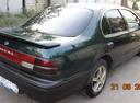 Подержанный Nissan Maxima, зеленый металлик, цена 145 000 руб. в Челябинской области, хорошее состояние