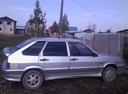 Подержанный ВАЗ (Lada) 2114, серебряный металлик, цена 100 000 руб. в Челябинской области, хорошее состояние