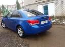 Подержанный Chevrolet Cruze, синий , цена 500 000 руб. в республике Татарстане, отличное состояние