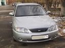 Подержанный Kia Spectra, серебряный , цена 250 000 руб. в Челябинской области, хорошее состояние