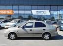 Подержанный Hyundai Accent, бежевый, 2008 года выпуска, цена 220 000 руб. в Ростове-на-Дону, автосалон МОДУС ПЛЮС Ростов-на-Дону