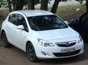 Авто Opel Astra, , 2010 года выпуска, цена 470 000 руб., Казань