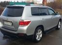 Подержанный Toyota Highlander, серебряный металлик, цена 1 550 000 руб. в ао. Ханты-Мансийском Автономном округе - Югре, отличное состояние