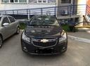 Подержанный Chevrolet Cruze, черный , цена 500 000 руб. в ао. Ханты-Мансийском Автономном округе - Югре, хорошее состояние