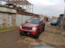 Подержанный Nissan Navara, красный , цена 1 300 000 руб. в республике Татарстане, хорошее состояние