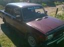 Подержанный ВАЗ (Lada) 2107, пурпурный , цена 55 000 руб. в Челябинской области, хорошее состояние