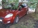 Подержанный Fiat Punto, бордовый , цена 240 000 руб. в Челябинской области, хорошее состояние
