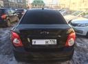 Подержанный Chevrolet Aveo, черный , цена 485 000 руб. в республике Татарстане, отличное состояние