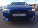 Подержанный Mitsubishi Lancer, синий , цена 435 000 руб. в республике Татарстане, отличное состояние