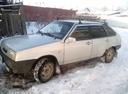 Подержанный ВАЗ (Lada) 2109, серебряный металлик, цена 65 999 руб. в Челябинской области, хорошее состояние