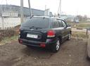 Подержанный Hyundai Santa Fe, черный , цена 460 000 руб. в республике Татарстане, отличное состояние