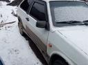 Подержанный ВАЗ (Lada) 2108, белый , цена 17 000 руб. в Челябинской области, среднее состояние