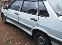 Подержанный ВАЗ (Lada) 2115, белый , цена 35 000 руб. в Челябинской области, битый состояние