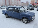 Подержанный ВАЗ (Lada) 2107, синий, 2006 года выпуска, цена 75 000 руб. в Тюмени, автосалон