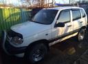 Подержанный Chevrolet Niva, белый , цена 150 000 руб. в республике Татарстане, хорошее состояние