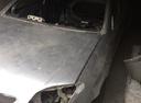 Подержанный Opel Vectra, серебряный , цена 150 000 руб. в ао. Ханты-Мансийском Автономном округе - Югре, битый состояние