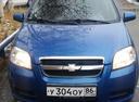 Авто Chevrolet Aveo, , 2006 года выпуска, цена 210 000 руб., Сургут