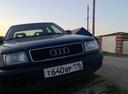Подержанный Audi 100, синий , цена 160 000 руб. в республике Татарстане, хорошее состояние