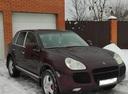 Подержанный Porsche Cayenne, бордовый металлик, цена 950 000 руб. в ао. Ханты-Мансийском Автономном округе - Югре, отличное состояние