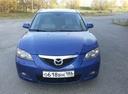 Подержанный Mazda 3, синий , цена 390 000 руб. в ао. Ханты-Мансийском Автономном округе - Югре, хорошее состояние