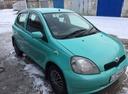 Подержанный Toyota Vitz, зеленый , цена 180 000 руб. в ао. Ханты-Мансийском Автономном округе - Югре, отличное состояние