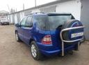 Подержанный Mercedes-Benz M-Класс, синий металлик, цена 350 000 руб. в Смоленской области, хорошее состояние