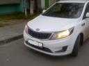 Авто Kia Rio, , 2014 года выпуска, цена 550 000 руб., Нягань