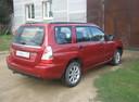 Подержанный Subaru Forester, бордовый металлик, цена 550 000 руб. в Челябинской области, отличное состояние