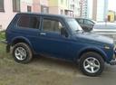 Авто ВАЗ (Lada) 4x4, , 2005 года выпуска, цена 180 000 руб., Нефтеюганск